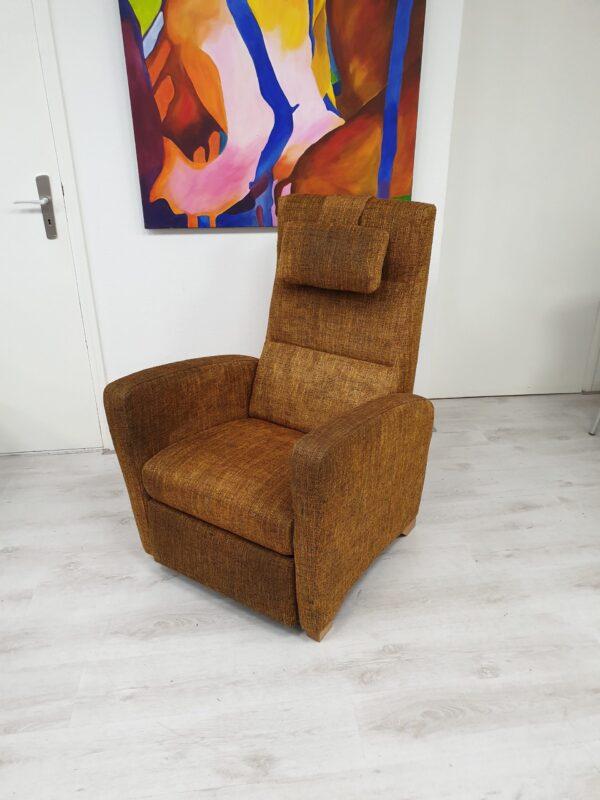 Sta op stoel bruin