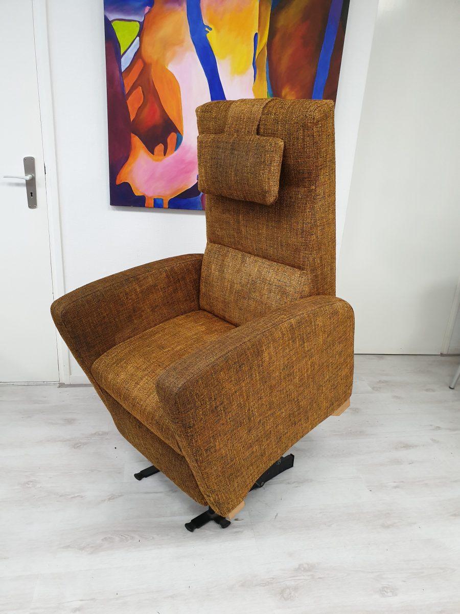 Sta op stoel bruin sta op