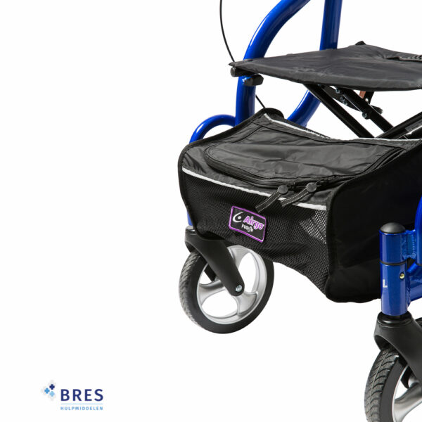 Opti-Rolly rollator / transportstoel